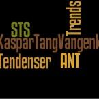 """19. januar 2012: """"Antropologiske trends og tendenser"""", oplægsholdere: Kasper Tang Vangenkilde og Morten Hulvej Rud"""