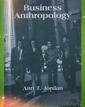 "6. november ""Business Anthropology: Start og udvikling"", oplægsholder: Ann T. Jordan"