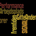 """1. april 2014: """"Fysiske rum som redskab til bedre performance"""", oplægsholder: Gitte Andersen."""